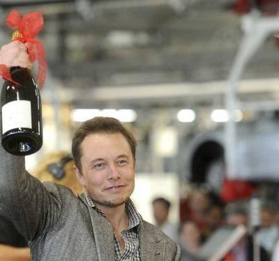 Elon Musk says Tesla will be profitable for 'all quarters going forward'