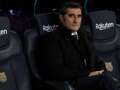 Barcelona manager Ernesto Valverde extends contract until end of 2019-20