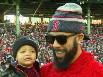 'I'm opting in': Red Sox starter David Price says he's staying in Boston