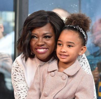 Why Viola Davis's Daughter Can Only Dress as a Princess If She Wears Her Hair Natural