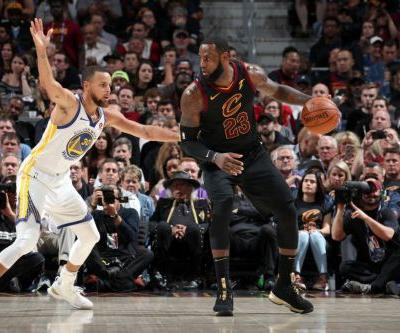 Stephen Curry: Playing New-Look Lakers 'Should Be Fun'