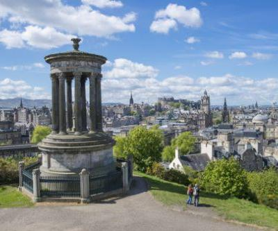 VisitScotland New Boston to Edinburgh Delta Service Takes Off