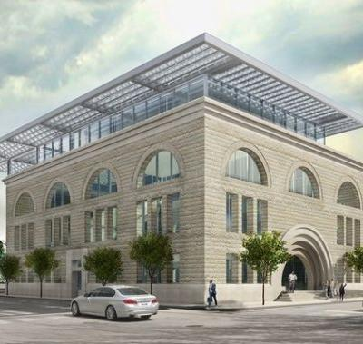 Louis Sullivan's Pilgrim Baptist Church Will be Renovated Into the Nation's First National Museum of Gospel Music