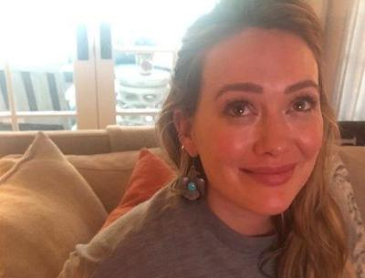 Hilary Duff Reminds Her Fans That All Moms Are 'Superwoman' in Powerful Breast-Feeding Post