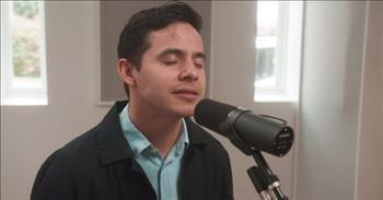 'I Know He Lives' David Archuleta Worship Song