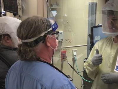 Des Moines ICU Physician Offers Insight on Challenges Hospitals Face in Fighting COVID-19