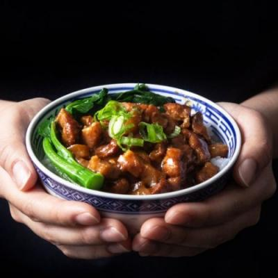 Instant Pot Taiwanese Braised Pork