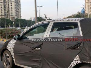 Production-spec 2020 Hyundai i20 Spied With New Alloy Wheels Could Debut At Auto Expo
