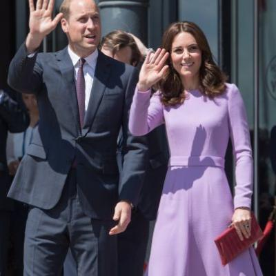 Prince William and Kate Middleton Are Going to Have Dinner With Alicia Vikander