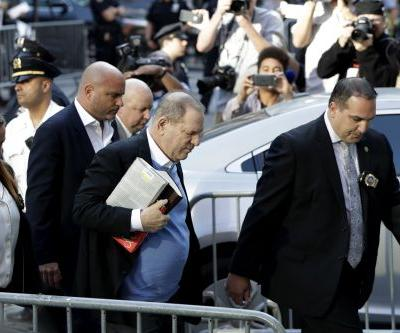 Harvey Weinstein surrenders to authorities following sexual misconduct investigation