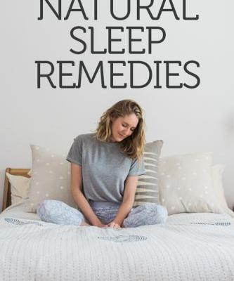 The Best Natural Sleep Aids and Remedies