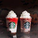 Starbucks Released TWO Vampire Frappuccinos For You to Sink Your Fangs Into