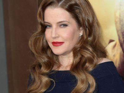 Lisa Marie Presley's Twins In Protective Custody After Disturbing Photos Allegedly Found On Father's Computer