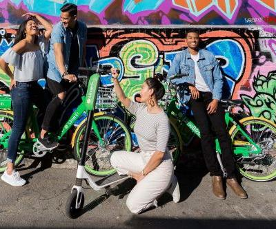 A startup in the West Coast scooter-sharing craze has squeezed $335 million in funding - here's why one VC is betting Lime could be the next Uber