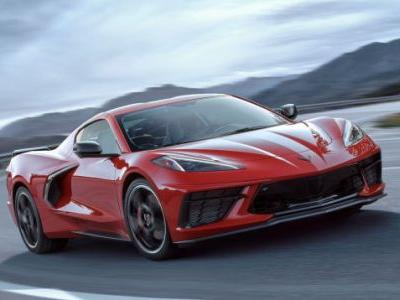 Fewer And Fewer People Were Buying Were Buying Manual Corvettes Before The C8 Debuted