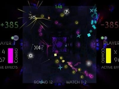 Retro Arcade Shooter Scintillatron 4096 Coming to PlayStation 4 and Vita