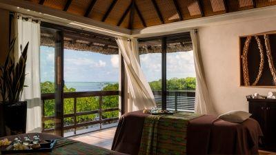 """""""Let It Go"""" With New Eight-Handed Massage at Four Seasons Resort Mauritius at Anahita"""