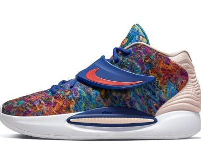 """Nike KD 14 Receives Vibrant """"Pale Coral"""" Colorway"""