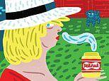 BONNIE ESTRIDGE on life with Alzheimer's: A new test for my illness. sniffing peanut butter!