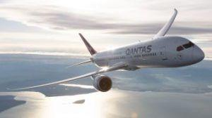Qantas Dreamliner Launches To Hong Kong