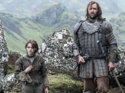 HBO Is Developing Another Game Of Thrones Prequel, And It's One George R.R. Martin Recommended