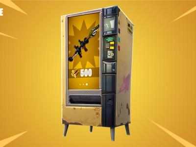 Fortnite content update 3.4 brings Vending Machines, tonnes of weapon balance changes