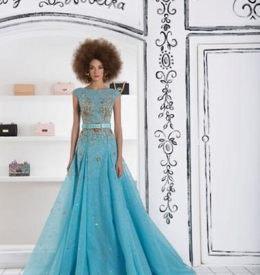 Queen of Seoul! GEORGES HOBEIKA Ready-to-Wear Spring Summer 2019