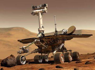 NASA's Opportunity Rover is stuck in a giant dust storm - can she make it?