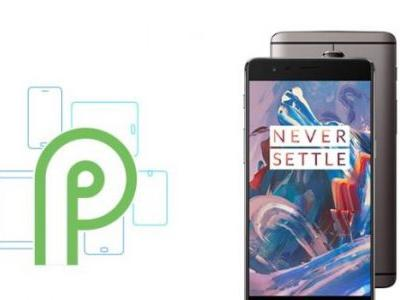 OnePlus will skip 8.1 Oreo and update OnePlus 3/3T directly to Android P