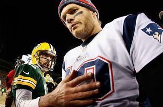 Skip Bayless breaks downs why Brady should be paid more than Rodgers