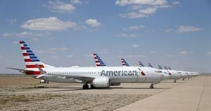 American Airlines could get $12 billion in government aid, but still cuts schedules 80% for May