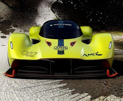 Aston Martin's 'Son of Valkyrie' Headed For Le Mans from 2020