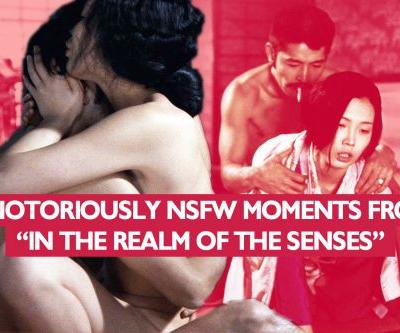 "9 Notoriously NSFW Moments From ""In the Realm of the Senses"""