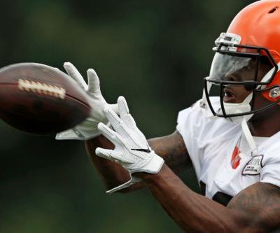 Giants take a chance on Browns' wide receiver bust