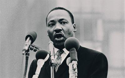 Happy Martin Luther King, Jr. Day: turn not a blind eye to racism in Trump America