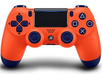 PlayStation 4: New DualShock colors will jazz up your gaming sessions