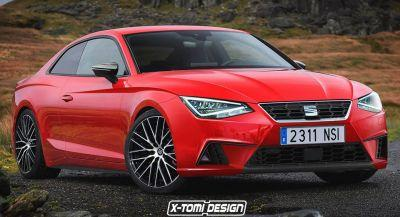 New Audi A5 Would Make For Pretty Sweet SEAT Coupe & Cabrio Models