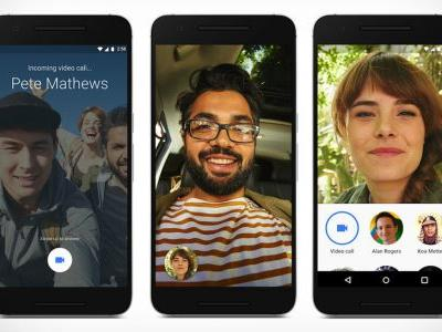 Google Duo group video calls have arrived