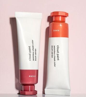 Glossier Just Unveiled Two New 'Cloud Paint' Shades