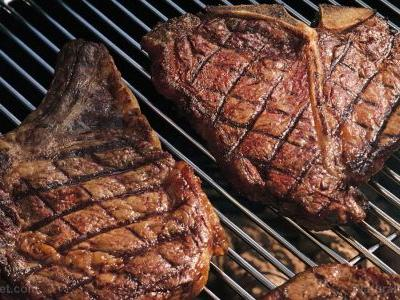 Charbroiled, grilled meats increase high blood pressure. doesn't matter if it's red meat or fish