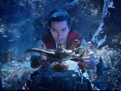 Disney's 'Aladdin' remake has fun moments, but feels like a watered-down version of the original