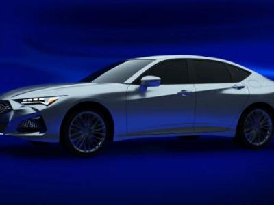 Here's the 2021 Acura MDX and TLX Way Before You're Supposed to See Them