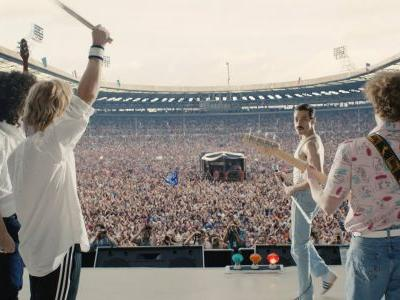 Bohemian Rhapsody Trailer Screens At CinemaCon; Images Reveal Queen