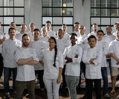 Young chefs: The revitalising force in the age of rock star restaurants