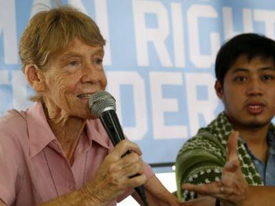 Philippines Orders Deportation Of Australian Activist Nun