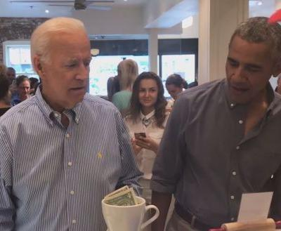 Obama, Biden grab lunch together proving friendship still going strong