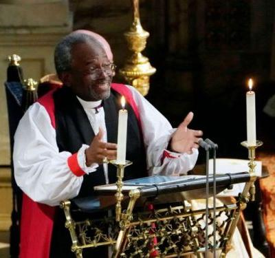 'There's power in love': Meet Rev. Michael Bruce Curry, the famous royal wedding pastor