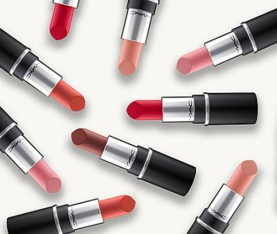 MAC's Best-Selling Lipsticks Are Now Available in $10 Miniature Sizes