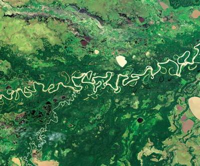 Out of this world! 11 extraordinary views of Earth from outer space