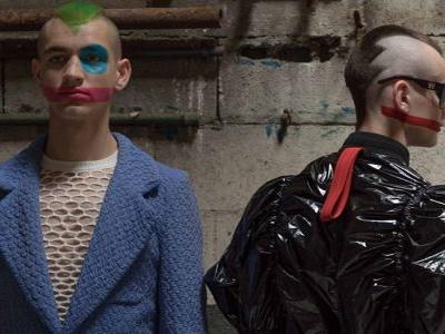 Enter the weird and wonderful world of Walter Van Beirendonck at this season's mens show